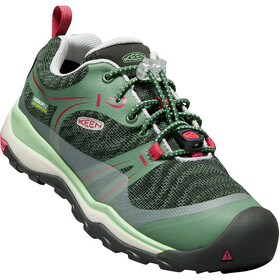 Keen Terradora WP Low Shoes Barn duck green/quiet